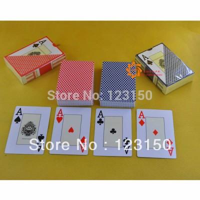 PC-012 Bridge Size Plastic Playing Card 58*88MM High Quality